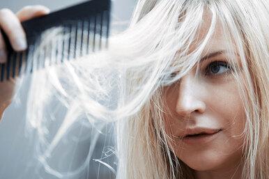 Что делать, если волосы быстро становятся грязными? Советует эксперт