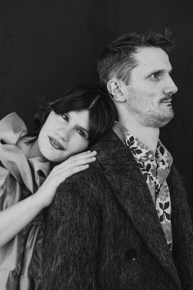 Нина и Дима. Фото: Владимир Аверин