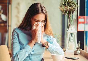 Аллергия или вирус? 8 важных отличий