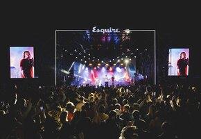 В Москве прошел фестиваль Esquire Weekend 2021