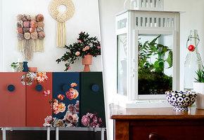 4 удивительных преображения старых вещей из IKEA. Вы можете сделать это сами!