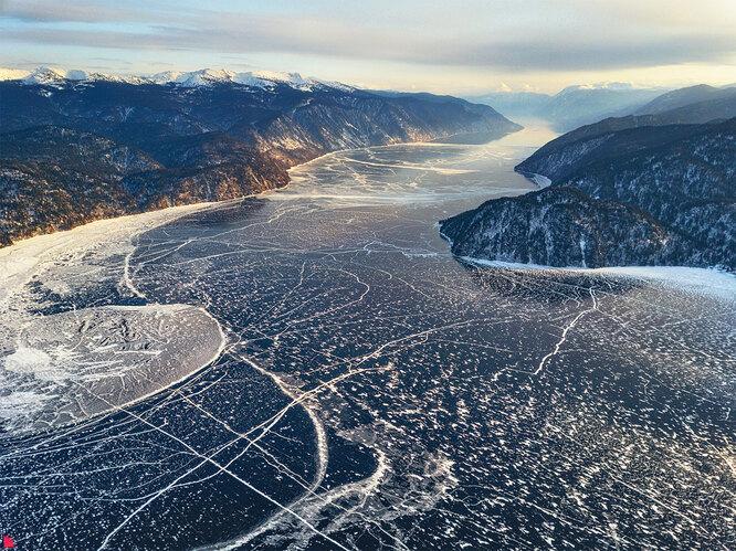 Горный Алтай, река Катунь – красота на краю земли