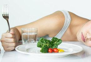 5 проблем, которые могут возникнуть из-за строгих диет