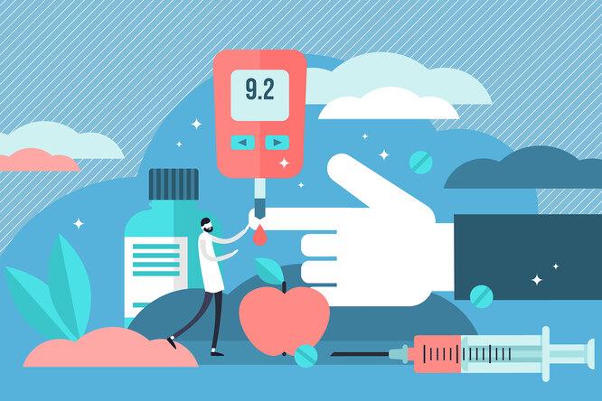 Новый подход клечению диабета второго типа иожирения