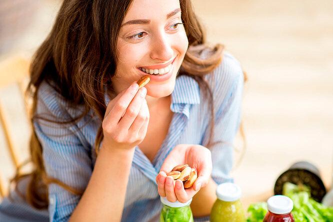 Дотерпеть доужина: 5 полезных ивкусных перекусов