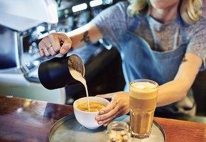 Всем кофе! В самом сердце Москвы откроется  первая кофейня Paulig в России