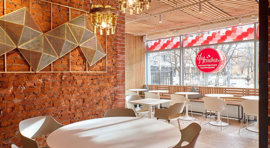 В ноябре открылось кафе «Брусника»