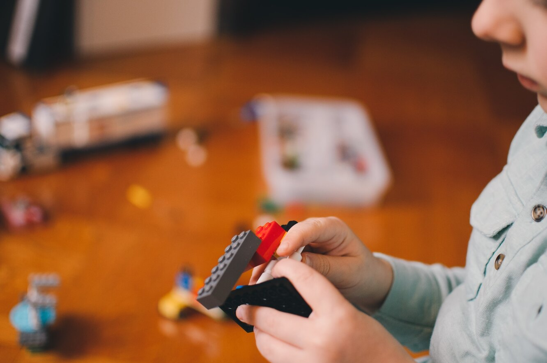 ребенок, игра, мелки, творчество