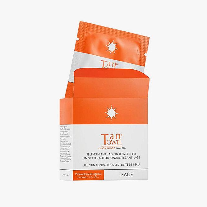 Салфетки Self Tan Towelette Classic, Tan Towel, 1200 руб