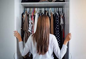 9 лайфхаков для организации порядка в гардеробе