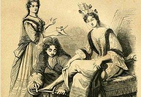 Ножки, воспетые Пушкиным: Как поддерживали их красоту