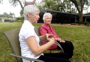 Подруги, разлученные во время Второй мировой, нашли друг друга спустя 82 года