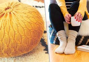 5 новых вещей, которые можно сделать из старого свитера