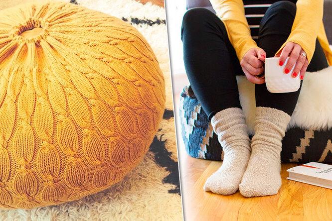 5 новых вещей, которые можно сделать изстарого свитера