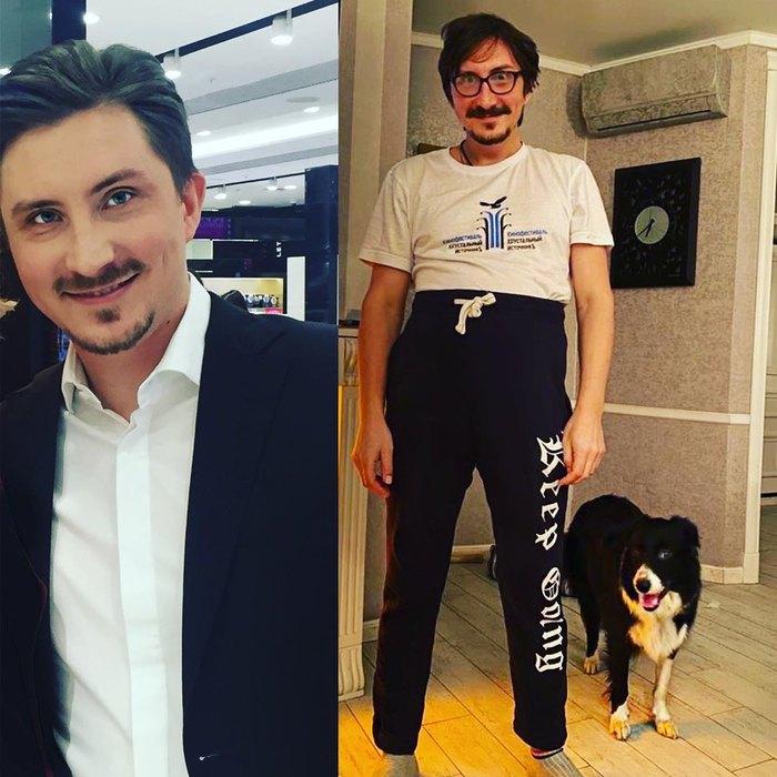 Муж Яны Поплавской Евгений фото