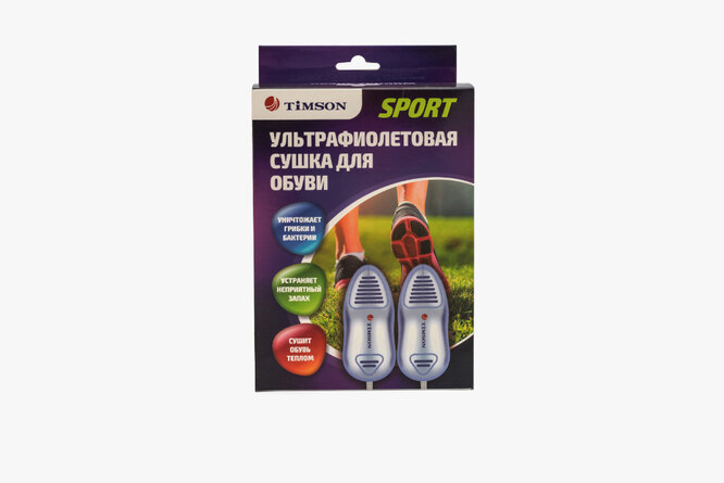 Спортивная ультрафиолетовая сушка, Timson Sport, 1499 руб.