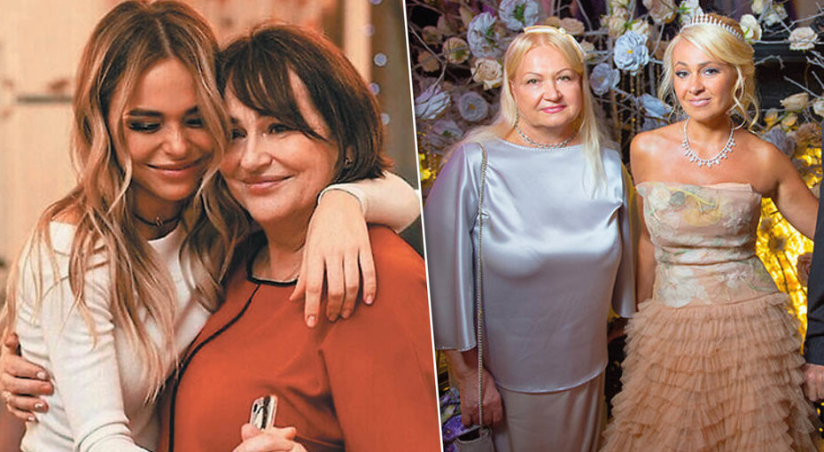Скрыть всех: как выглядят родители Рудсковской, Билана идругих звезд