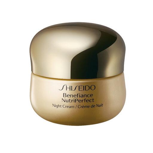 Ночной крем Benefiance Nutriperfect, Shiseido, 4675 вместо 9350 руб