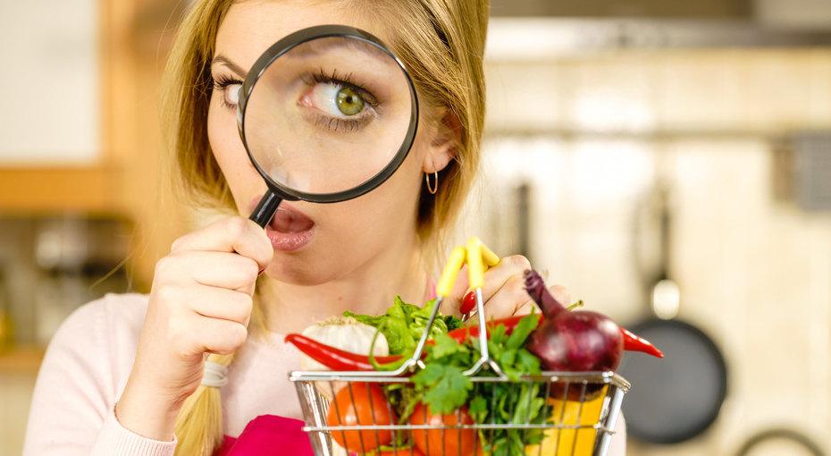 5 правил безопасного питания...да, есть итакое