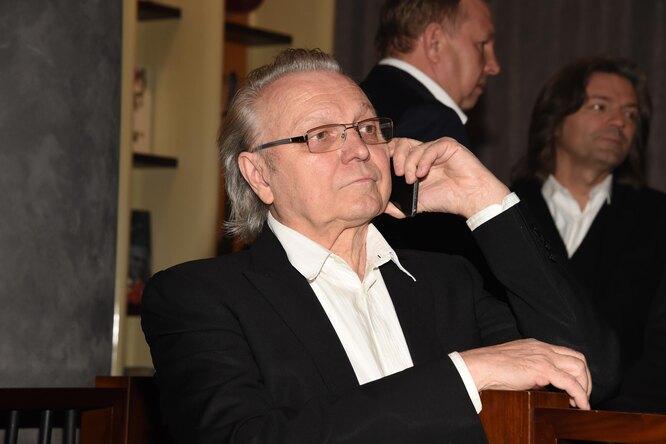 Юрий Маликов одетях Эммануила Виторгана: «В этом вопросе главное здоровье»