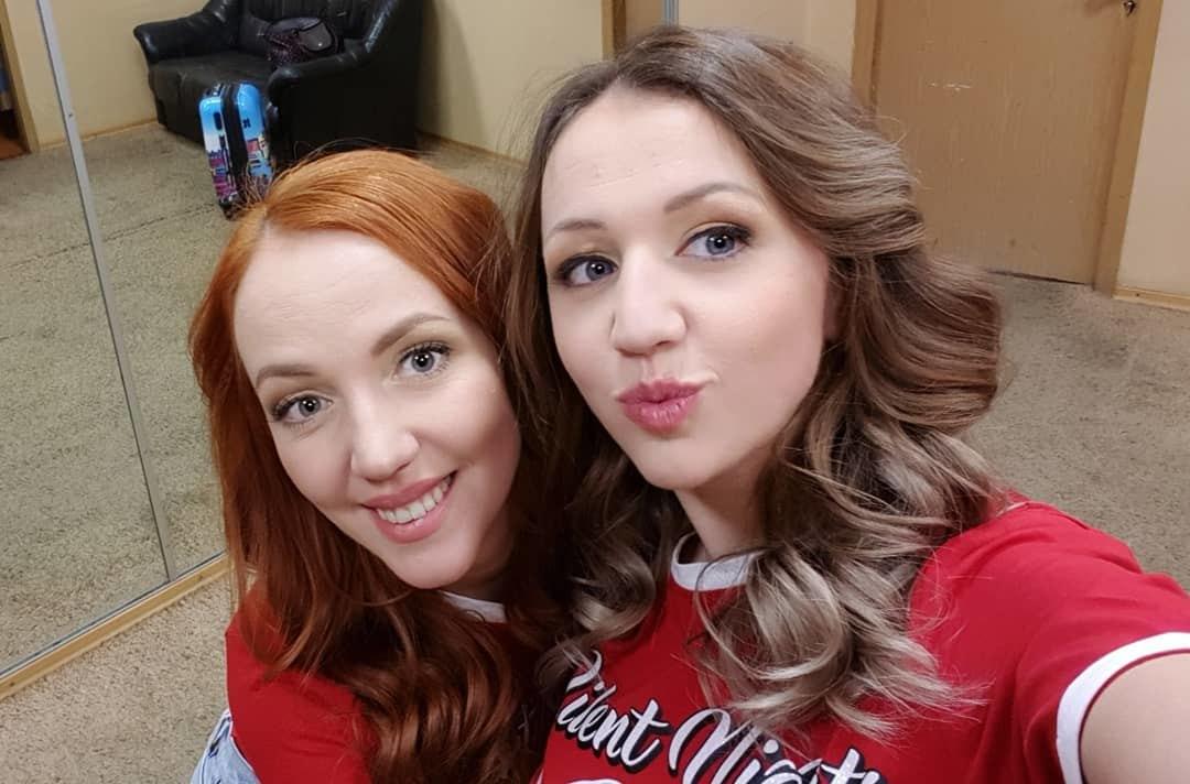 Галина Боб, сестра Татьяна