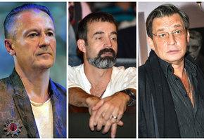 8 самых привлекательных российских актеров 55 +