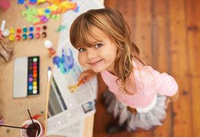 Детские рисунки и поделки: как хранить?
