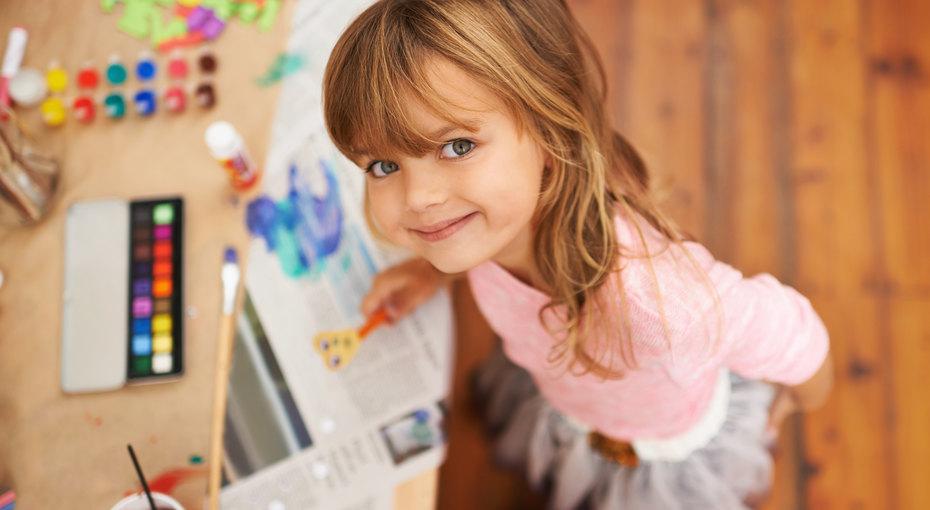 Детские рисунки иподелки: как хранить?