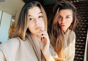 Дочь Анны Седоковой впервые за долгое время показала младшую сестру
