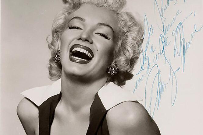 На аукционе выставят неизвестные фотографии Мэрилин Монро. Вот какой она была дотого, как кней пришла слава
