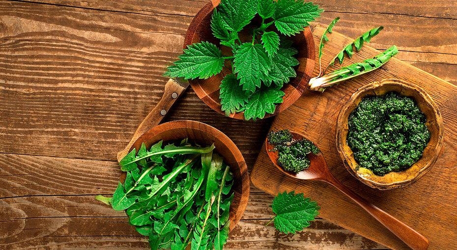 Готовим из«сорняков»: квас изтрав, котлеты скрапивой, салат сподорожником иваренье изсирени