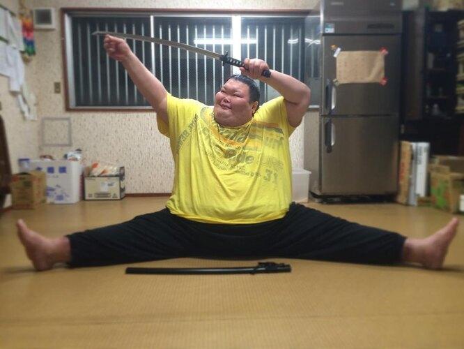 тренировки сумо