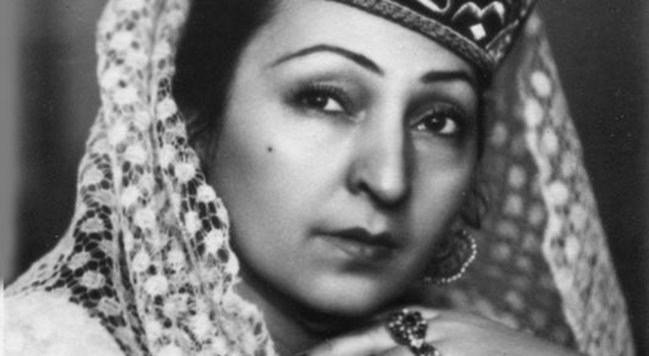 Легендарной актрисе, певице и танцовщице Народной артистке СССР Тамаре Ханум исполнилось 115 лет со дня рождения