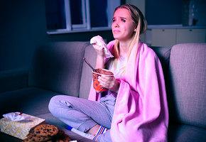 Что такое эмоциональное переедание?