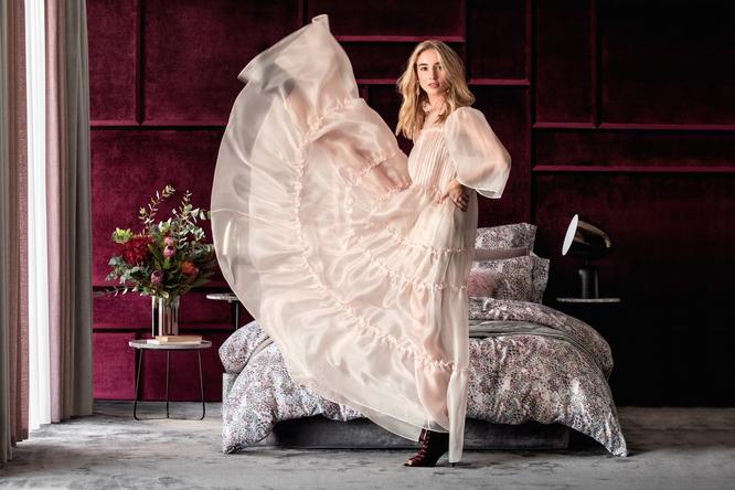 Палитра гармонии: как текстиль вспальне может повлиять наклимат вдоме?