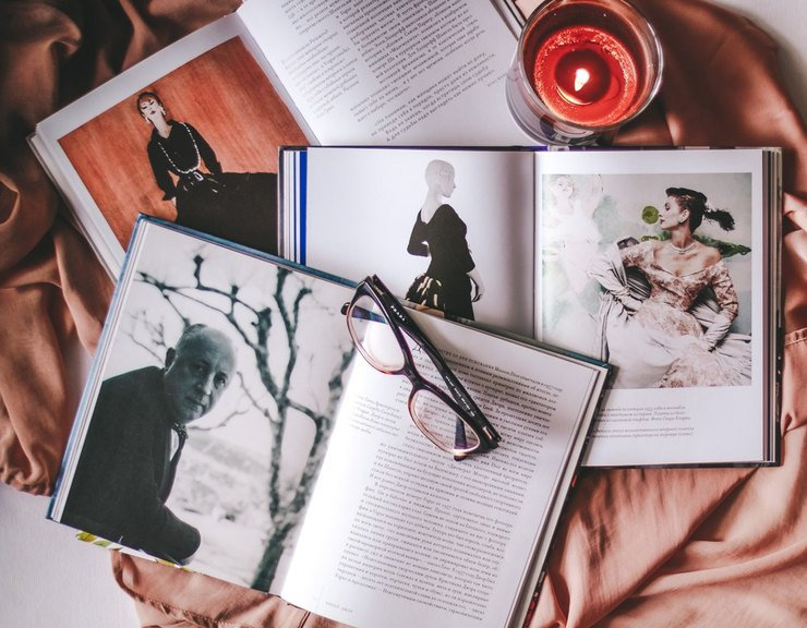 12 лучших книг о моде, стиле и дизайнерах. Стоит прочитать!