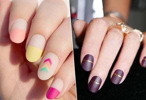 Оценка отлично: идеальный маникюр для всех форм ногтей и любых оттенков лака