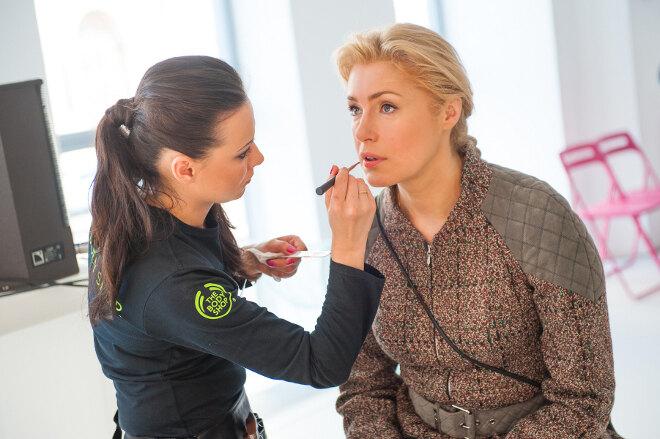 The Body Shop® провел презентацию новой концепции красоты.