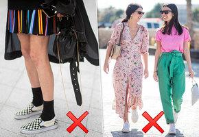 Антитренды в кроссовках: какие модели вышли из моды в 2020 году