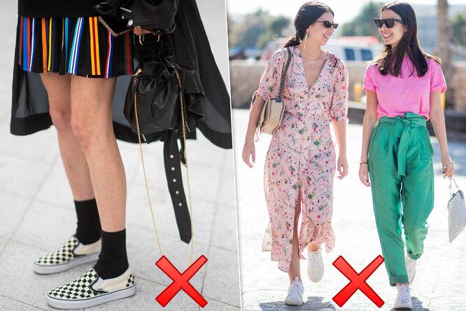 Антитренды вкроссовках: какие модели вышли измоды в2020 году