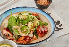 Здоровая еда с доставкой: в «Тануки» новое сезонное меню
