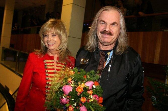 Елена и Владимир Пресняковы