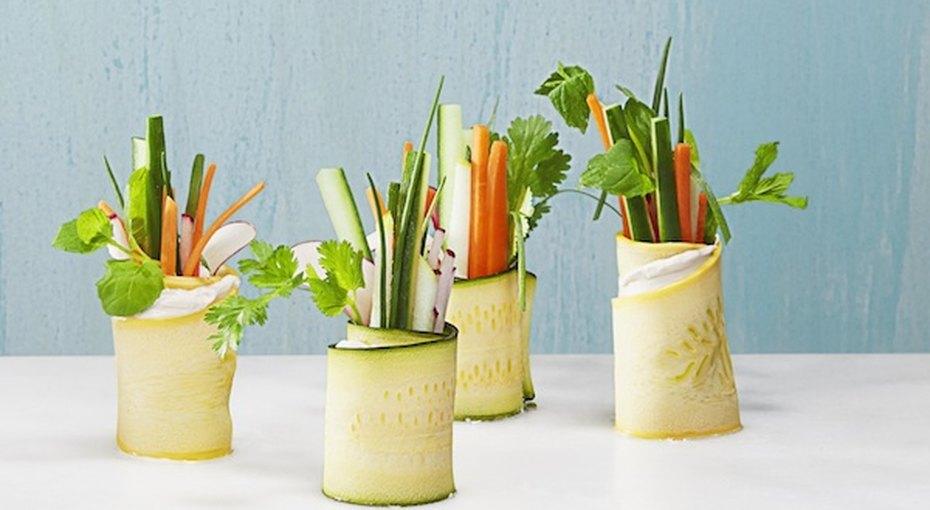 Молодые кабачки: 4 крутых идей длялетнего ужина