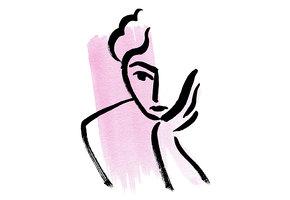 Заеды, резкий запах пота, сосудистые звездочки и другие внешние симптомы возможных проблем с печенью