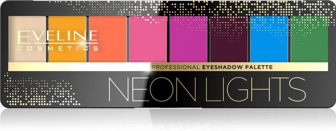 Neon Lights Palette, Eveline Cosmetics, 313 руб