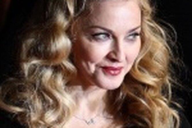 Мадонна воспитывает дочь встрогости
