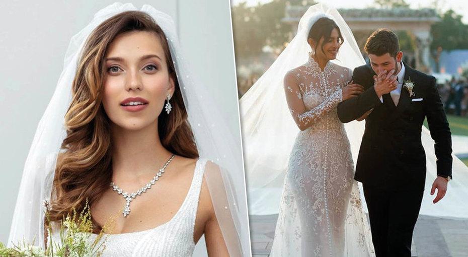 Свадебные прически будущего сезона: вдохновляемся звездными образами