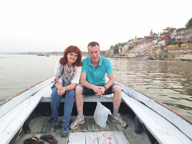 Татьяна Дробышевская смужем