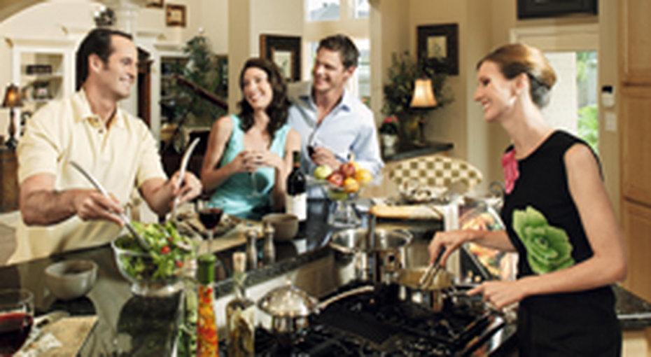 Идеи длядомашней вечеринки