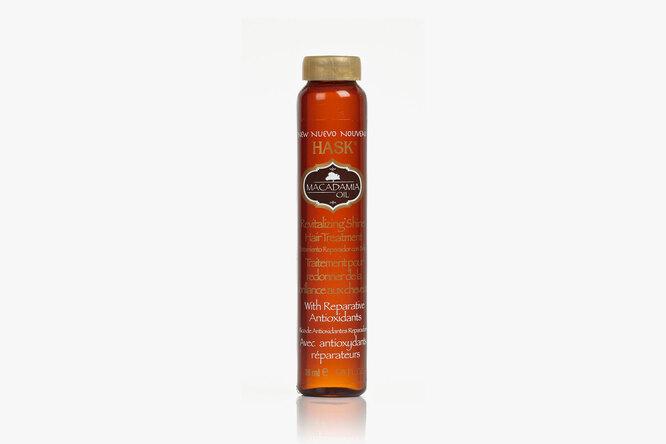 Macadamia Oil, Hask